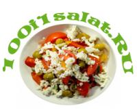 Рецепты салатов Сто и один САЛАТ