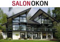 САЛОН ОКОН - дерево-алюминиевые окна из германии