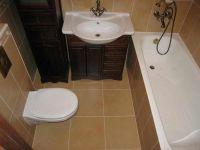 Ремонт ванной комнаты и санузла в Москве